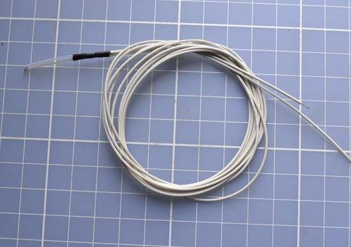 3 X 100k Ntc 3950 Termistor Com Cabo Para Impressora 3d