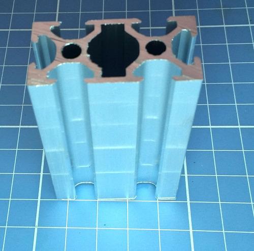 4 X Perfil De Alumínio Estrutural V-slot 2040 Com 1 Metro