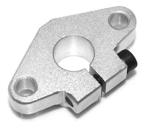 4 X Suporte Shf08 Em Alumínio Para Eixo De 8mm Cnc-3d - Full