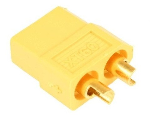 5 Pares Conector Amarelo Xt60 60a Macho Fêmea Drone- Full