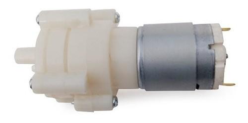 5x Mini Bomba De Água 12v - Rs-385 Pulverização / Arduino