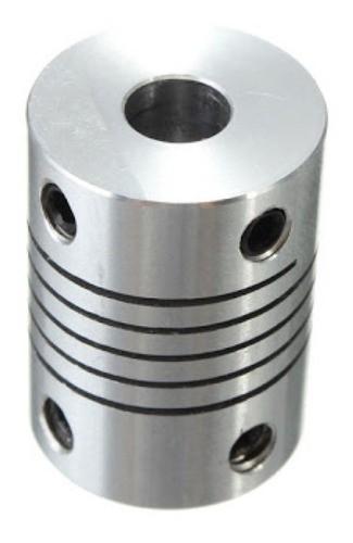 Acoplamento Flexivel 5mm Impressora 3d Nema 17 - Reprap Cnc