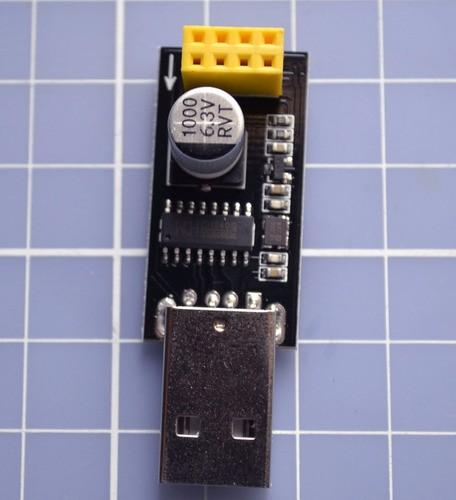 Adaptador Programador Esp8266 - Placa De Desenvolvimento