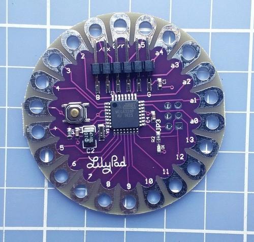 Arduino Lilypad Atmega 328p - Pronta Entrega