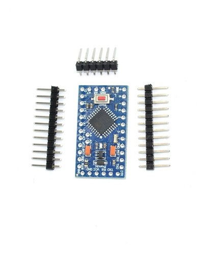 Arduino Pro Mini Atmega 328 16mhz 5v Compatível Com Nano