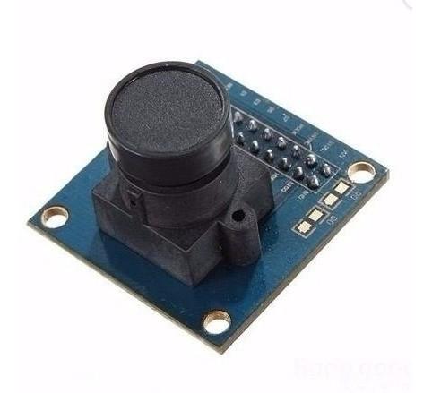 Câmera Vga Ov7670 Para Arduino Pic Avr - Full