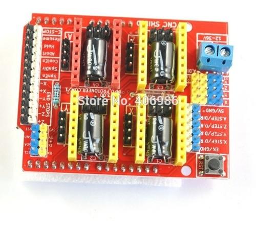 Cnc Shield V.3 Impressora 3d Reprap Arduino