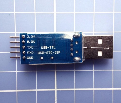 Conversor Usb Serial Rs232 Ttl Pl2303hx Arduino Mini Nano