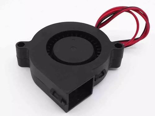 Cooler Fan Radial Caracol 50x50x15 12v Impressora 3d - Full