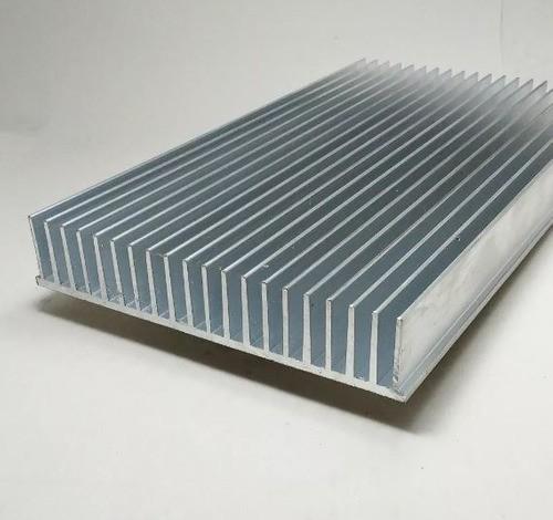Dissipador De Calor Alumínio Cortado Sob Medida 17,2 X 3,2cm