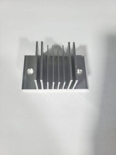 Dissipador De Calor De Alumínio 70x40mm