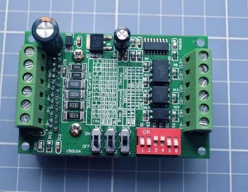 Driver Tb6560 3a Cnc Router 1 Eixo Motor Passo Controladora