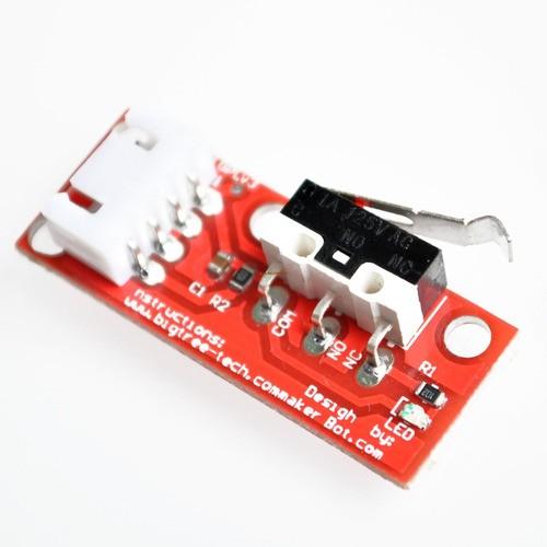 Endstop Sensor Final De Curso C Fio Impressora 3d Reprap Cnc