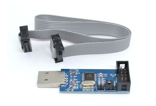 Gravador Usb Asp - Isp Atmel Bootloader Atmega328