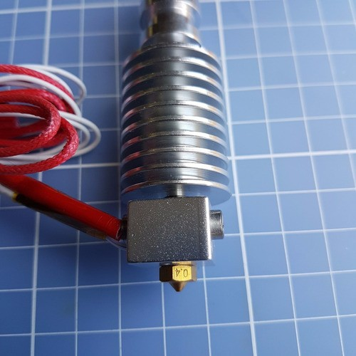 Hotend 1,75mm Para Impressora 3d Reprap Prusa Mendel Gratis