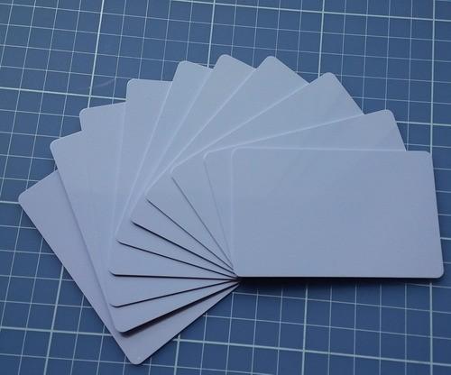 Kit 100 Cartões De Aproximiação Rfid 125khz Com Nota Fiscal
