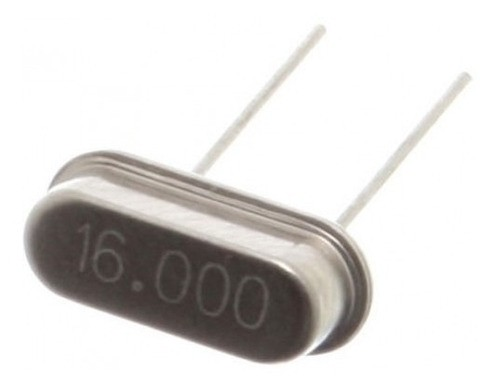 Kit 25 Cristal Oscilador 16 Mhz Arduino Pic Pronta Entrega!