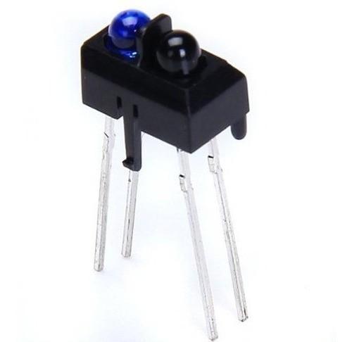 Kit Com 10 Peças Sensor Refletivo Ir Tcrt5000 Tcrt Arduino