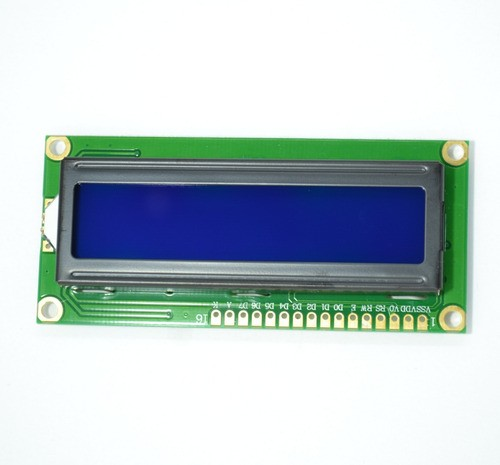 Kit Display Lcd 1602 Fundo Azul + Módulo Interface Arduino