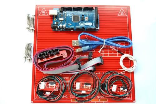 Kit Eletrônica Impressora 3d Reprap 1.4 - Display 2004 Sd