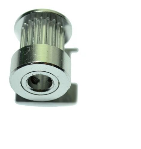 Kit Gt2 10mm - 7mt Correia Alma De Aço + 3 Polias 20 Dentes