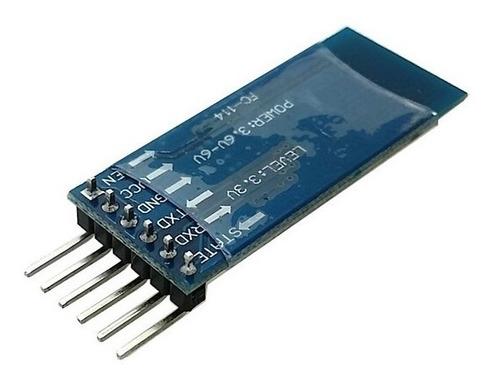 Módulo Bluetooth Serial Rs232 Ttl Hc-05 Master-slave - Full
