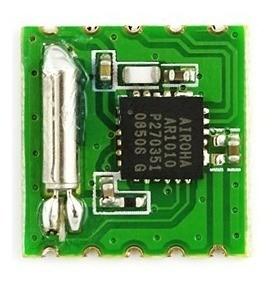Módulo De Radio Ar1010 Compatível Com Tea5767 Arduino Pic