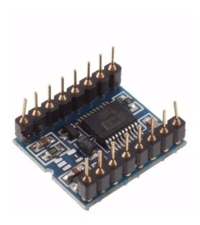 Módulo De Som / Voz / Música Wtv020 Sd Arduino
