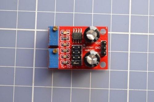 Módulo Gerador De Pulso Frequência Ne555