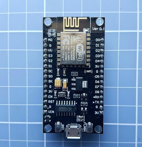 Módulo Nodemcu V3 - Esp-12e - Esp8266 - Wifi - Ch340