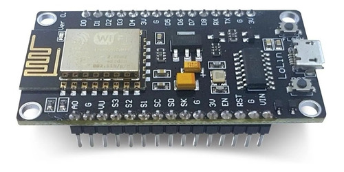 Módulo Nodemcu V3 - Esp-12e - Esp8266 - Wifi - Ch340 - Full