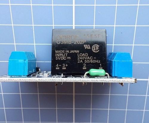 Módulo Relé De Estado Sólido Ssr De 2 Canais - Arduino