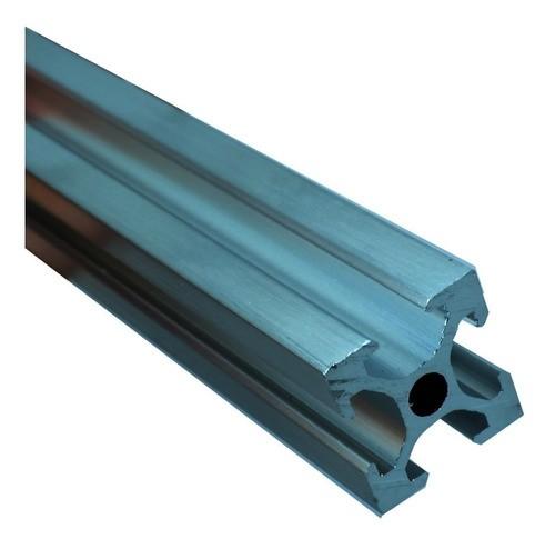 Perfil De Alumínio Estrutural V-slot 20x20 Tipo Openbuilds