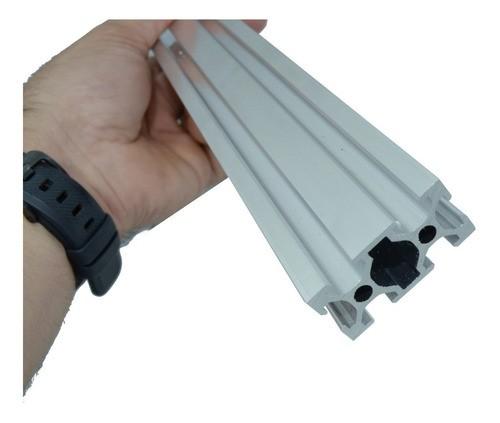 Perfil De Alumínio Estrutural V-slot 20x40 Tipo Openbuilds