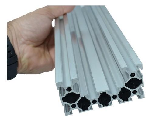 Perfil De Alumínio Estrutural V-slot C Tipo Openbuilds