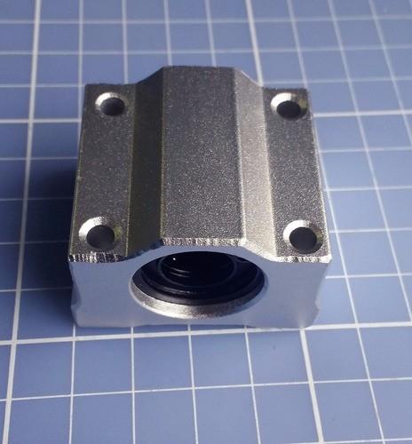 Pillow Block Com Rolamento Linear 10mm Sc10uu Cnc/fresadora