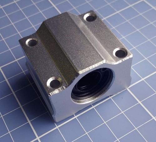 Pillow Block Com Rolamento Linear 12mm Sc12uu Cnc/fresadora