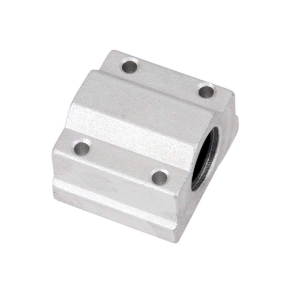 Pillow Block Sc8uu Com Rolamento Para Guia Linear 8mm