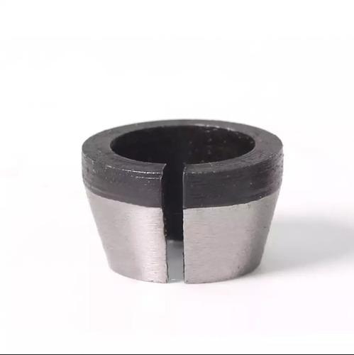 Pinça Adaptador Tupia Laminadora 1/4 6.35mm -