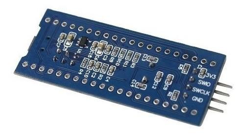 Placa De Desenvolvimento Stm32 F103c8t6