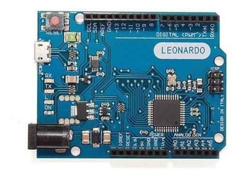 Placa Leonardo R3 + Cabo Usb Para Arduino