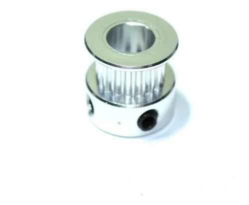 Polia Gt2 20 Dentes Para Correia 6mm Impressora 3d- Furo 8mm