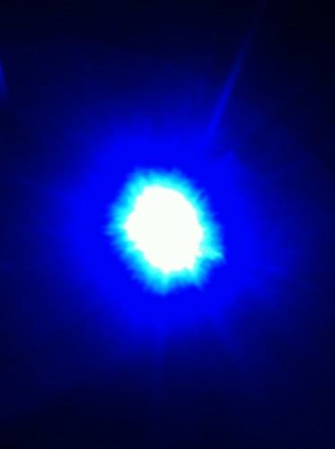 Power Led 10w Azul 600 Lumens 450nm A 455nm Aquários