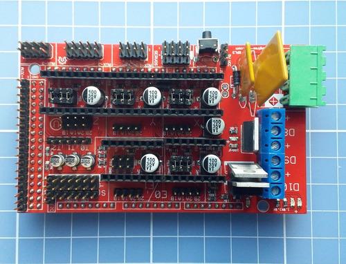 Ramps 1.4 - Reprap - Impressora 3d