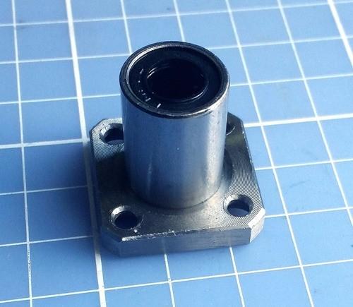Rolamento Linear Com Flange Lmk8uu 8mm - Cnc / 3d
