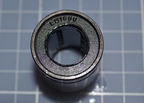 Rolamento Linear Lm16uu Eixo 16mm - Automação Cnc Router 3d