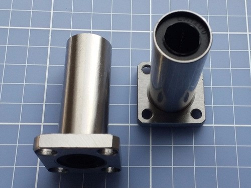 Rolamento Linear Longo 12mm Com Flange Lmk12luu - Cnc / 3d