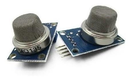 Sensor De Gás Mq-135 Amônia, Nítrico, Álcool Arduino