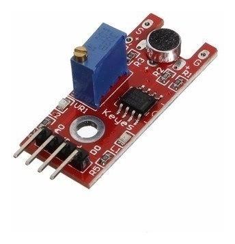 Sensor De Som Ky-038 Microfone - Pronta Entrega!