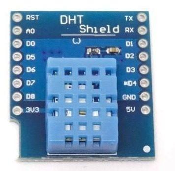 Sensor Dht11 -d1-mini-esp8266